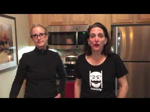 "#UXMoms - Episode 1: ""Microwave Bacon"" (starring Jill DaSilva and Jaime Levy)"