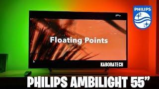 Philips Smart TV LED 4K UHD 55…