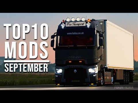 top-10-ets2-mods---september-2019-|-euro-truck-simulator-2-mods
