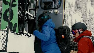 Skeena Cat Skiing in Northern British Columbia