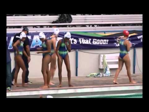 Brasil u20 panam waterpolo