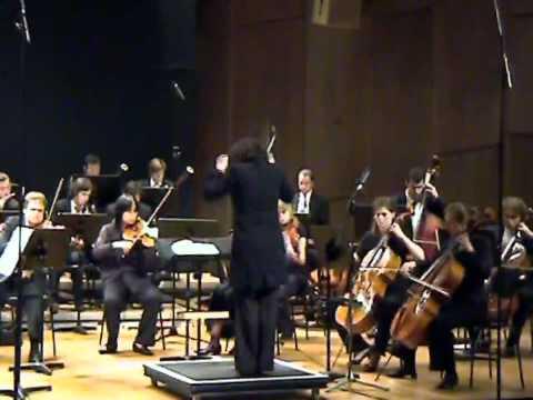 Camerata Enescu, Dirigentin: Luminitza Petre