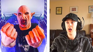 REACTING TO TERRORCORE AND SPEEDCORE MUSIC FOR THE FIRST TIME!