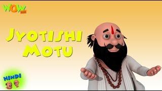 Jyotishi Motu - Motu Patlu in Hindi WITH ENGLISH, SPANISH & FRENCH SUBTITLES