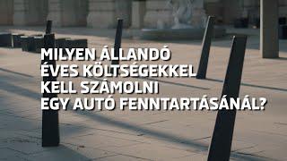 Milyen állandó költségekkel kell számolni egy autó fenntartásánál? - ŠKODA Relax Bérleti Program