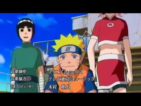 Naruto Opening 8 v2