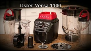 Oster Versa 1100 Professional Performance Review