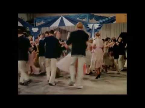 Swing Dance  1952  (The Shag Contest)
