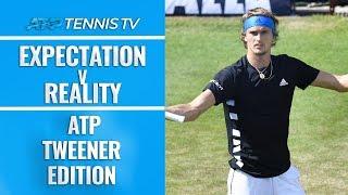 Expectation vs Reality 🙈: ATP Tweener Edition!