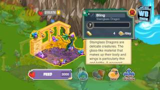dragon story gold
