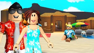 We Went On A COUPLES Vacation.. What Happened To US Will SHOCK You! (Roblox Bloxburg)