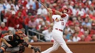 Matt Carpenter 2013 Highlights HD