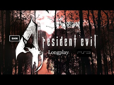Resident Evil 4 HD  PS3 1080p Walkthrough Longplay No Commentary
