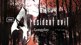Resident Evil 4 HD  PS3 720p Walkthrough Longplay No Commentary