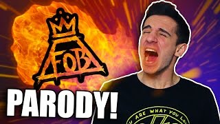"""""""My Songs Know What You Did In The Dark (Light Em Up)"""" by Fall Out Boy - PARODY!"""