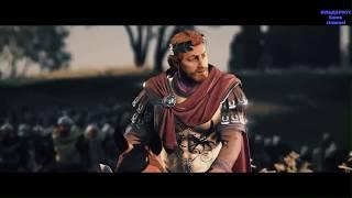 СТРИМ ROME TOTAL WAR 2 (расколотая империя)#1