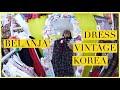 Vlogmas D20: Belanja Dress Vintage &DIAJARIN APA SAMA MISS KOREA 2017??