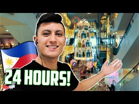 MY FIRST DAY in the PHILIPPINES! (MANILA VLOG)