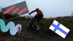 MUDFEST ON BIKES! | Turku, Finland | 4K