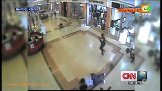 CCTV Footage Shows How Terrorists Wrecked Havoc At The Westgate Mall