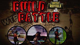 FIRST TIME USING BUILDER PRO - BUILD BATTLE - [ICantBuilddd Fortnite Build Battle]