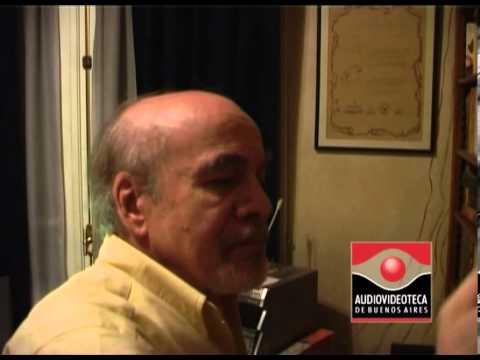 ¿Qué leen los que escriben?  Abelardo Castillo - Audiovideoteca de Escritores