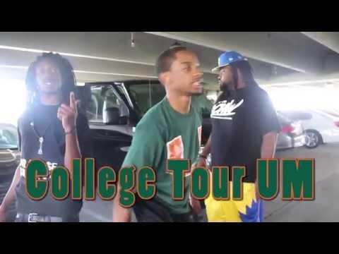 29. Spoken Reasons College Tour: University of Miami