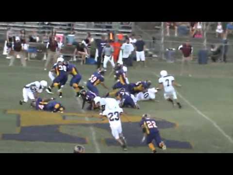 2013 ATH #6 Rob Molina - Runge High School, Runge, Tx