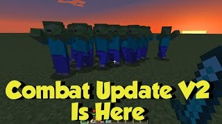 Minecraftand39s 11 Changes To Combat - New 1.15 Snapshot
