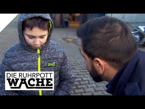 Kinderarbeit in einer Fabrik! Warum macht Ben (8) das? | Can Yildiz | Die Ruhrpottwache | SAT.1 TV