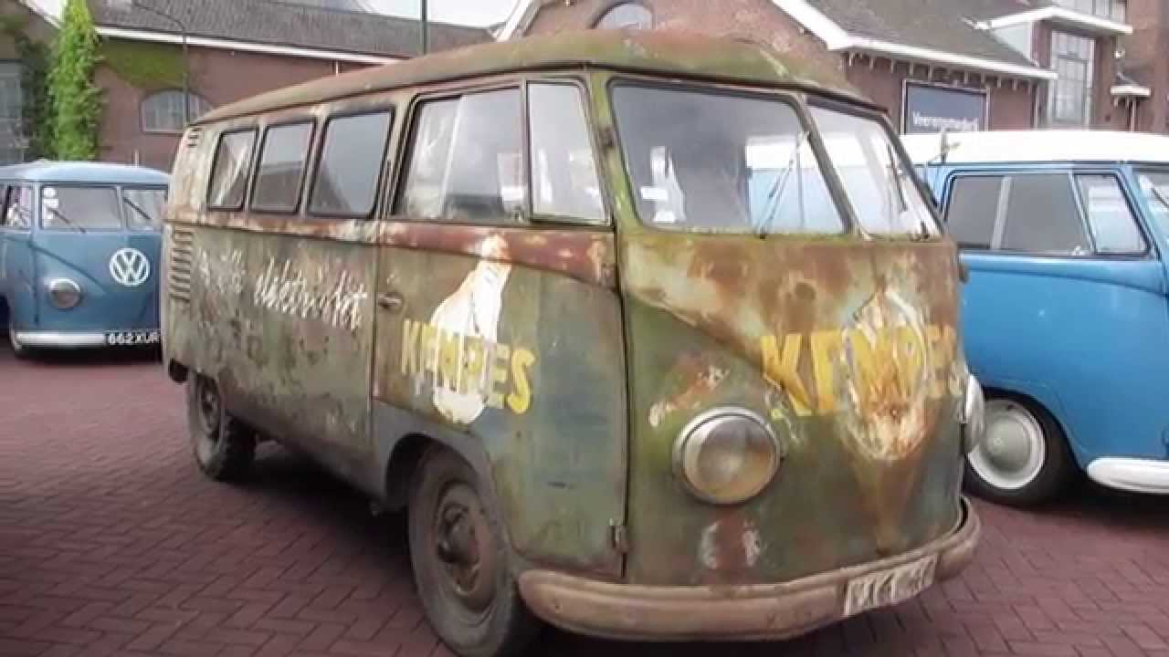 Vw t1 barndoor panel camper conversion amersfoort 2014 youtube thecheapjerseys Choice Image