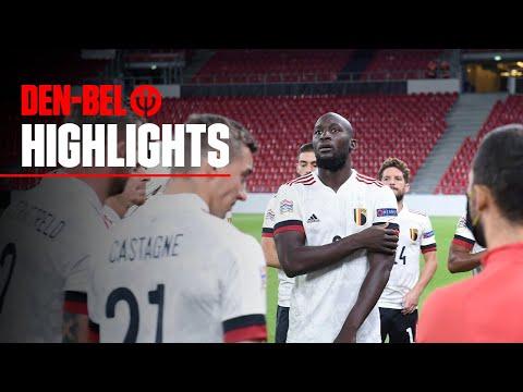 Denmark Belgium Goals And Highlights