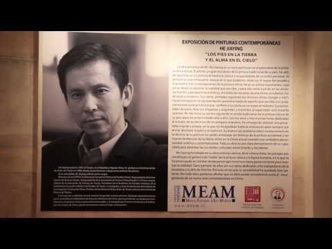 Exhibition He Jiaying | European Museum of Modern Art - MEAM