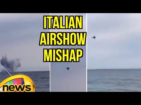 Eurofighter Pilot Lost Life While Performing In Airshow After Crashing At Sea | Mango News