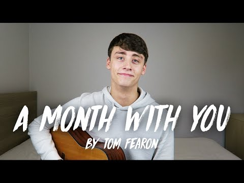 A Month With You by Tom Fearon