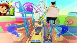 SUBWAY SURFERS: JAMIE and SKULL FIRE ( SPENT 60 K+ COINS )