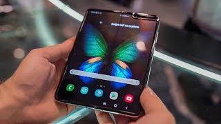 IFA 2019: Samsung Galaxy Fold i A90 5G - Mobzilla Flesz odc. 47