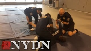 Officers get NYPD training Course