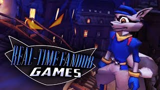 Sly Cooper and the Thievius Raccoonus | Real-Time Fandub Games