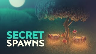 SECRET SPAWNS (Fortnite Battle Royale)