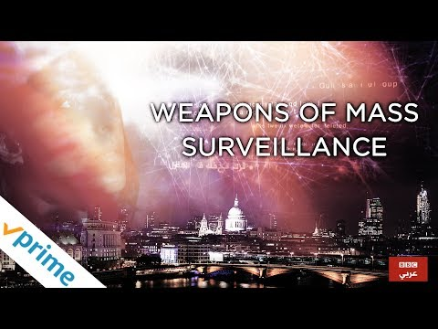 Weapons of Mass Surveillance | Trailer | Available Now on Amazon Prime