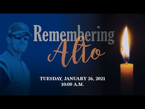 Remembering Alto   John Altobelli Memorial Event