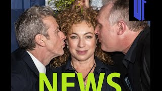 DOCTOR WHO NEWS - Husbands Of River Song Premiere (SPOILERS)