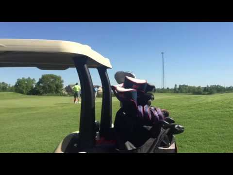 Watch This Flashback Of Our First Annual Golf Tournament Fundraiser