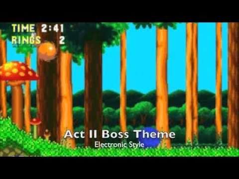 Sonic 3 Remix Medley (v2)
