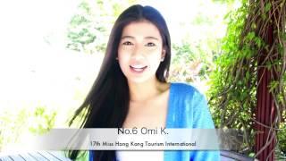 Omi K. (Document Movie) #6.11  of 17th Miss Hong Kong Tourism International