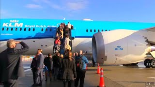 ᴴᴰ ✈ KLM B787 Dreamliner INFLIGHT EXPERIENCE