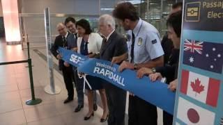 Estrangeiros desembarcam de forma mais rápida e fácil no aeroporto de Lisboa