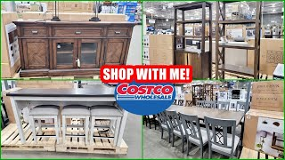 COSTCO FURNITURE SHOP WITH ME 2021 NEW FINDS!