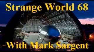 Flat Earth interview with Marty Leeds - SW68 - Mark Sargent ✅